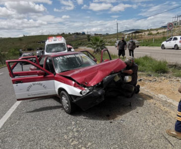 Desastroso accidente en La Cuesta de Ocotlán