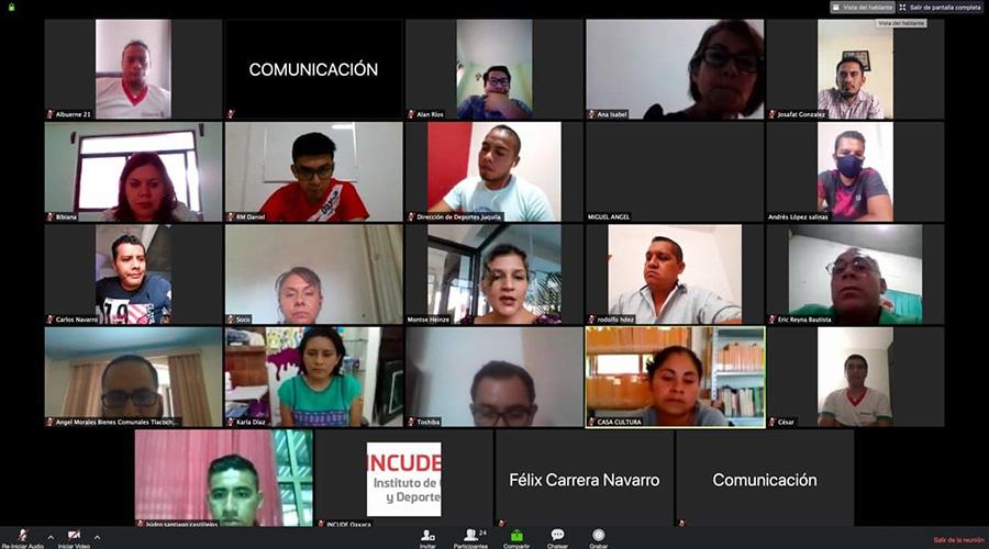 Preparan apoyos deportivos a municipios y comunidades   El Imparcial de Oaxaca