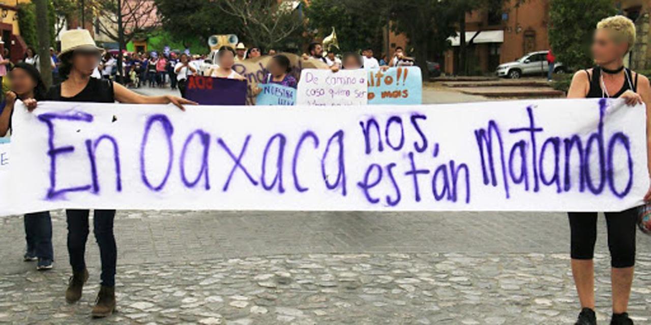 Crece violencia de género; registran pocas de denuncias en Oaxaca | El Imparcial de Oaxaca