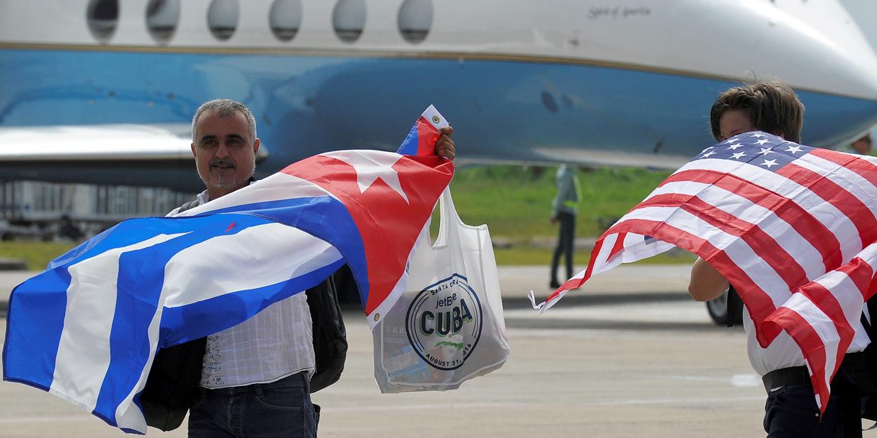 Prohíbe EU los vuelos chárter privados a Cuba y refuerza sanciones | El Imparcial de Oaxaca