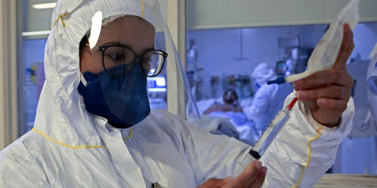 70% de enfermos de Covid-19 tienen anticuerpos que lo neutralizan al menos seis meses | El Imparcial de Oaxaca