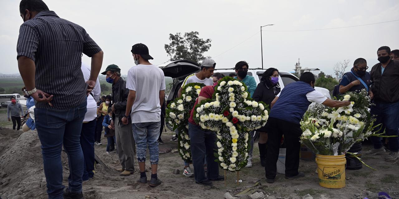 Suben a 12,399 los casos de Covid-19 en Oaxaca; hay 1,152 fallecidos | El Imparcial de Oaxaca
