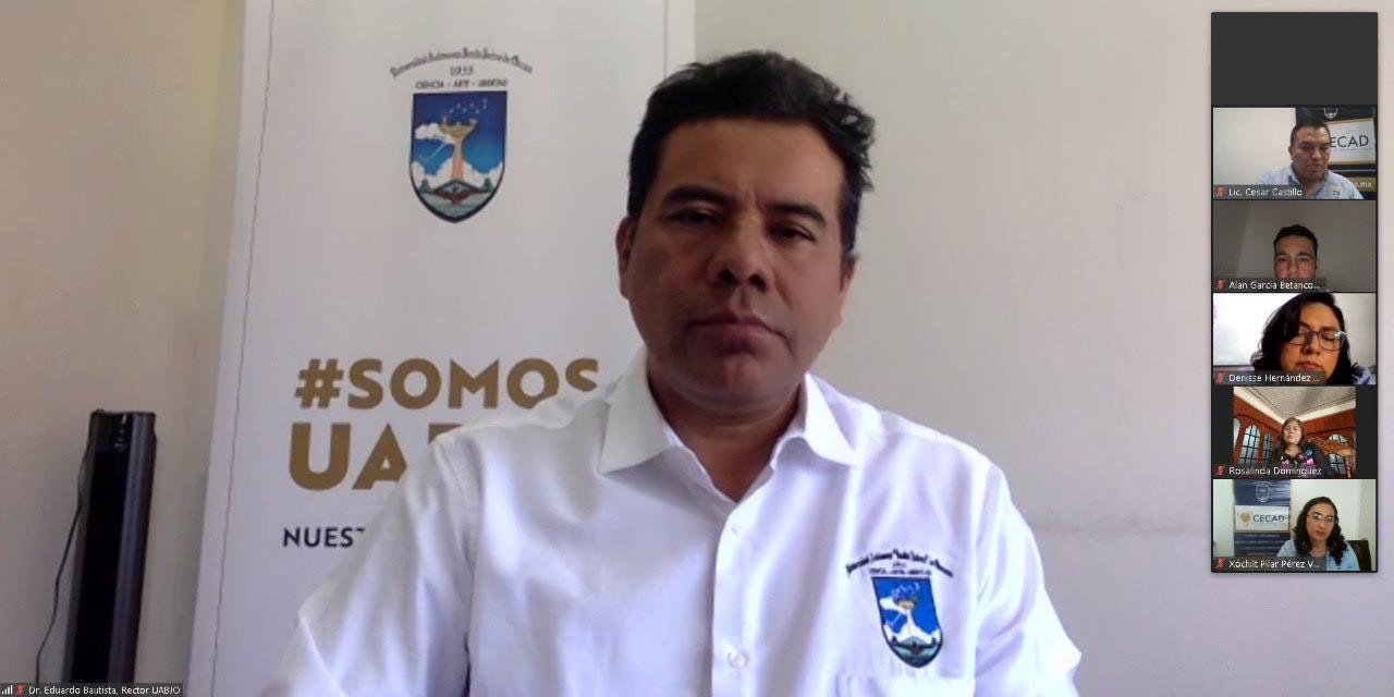 La UABJO formará parte del Corredor Interoceánico del Istmo de Tehuantepec   El Imparcial de Oaxaca