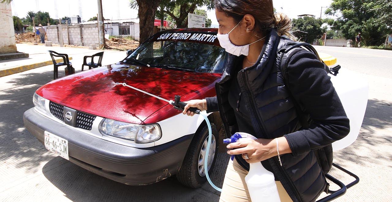 Dan resultado los filtros en Chilateca   El Imparcial de Oaxaca