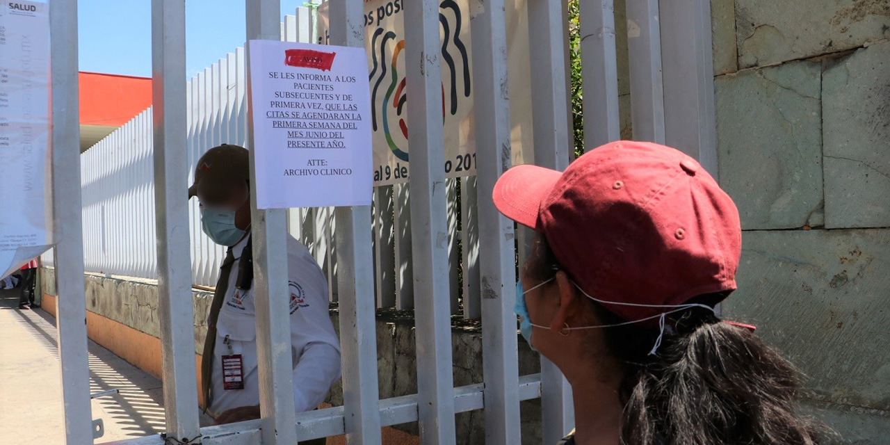 SSO ahorra en salud mientras el Congreso se endeuda   El Imparcial de Oaxaca