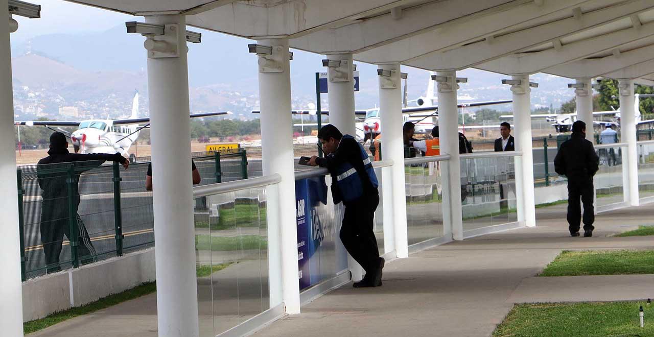 Sigue parálisis en aeropuertos oaxaqueños | El Imparcial de Oaxaca