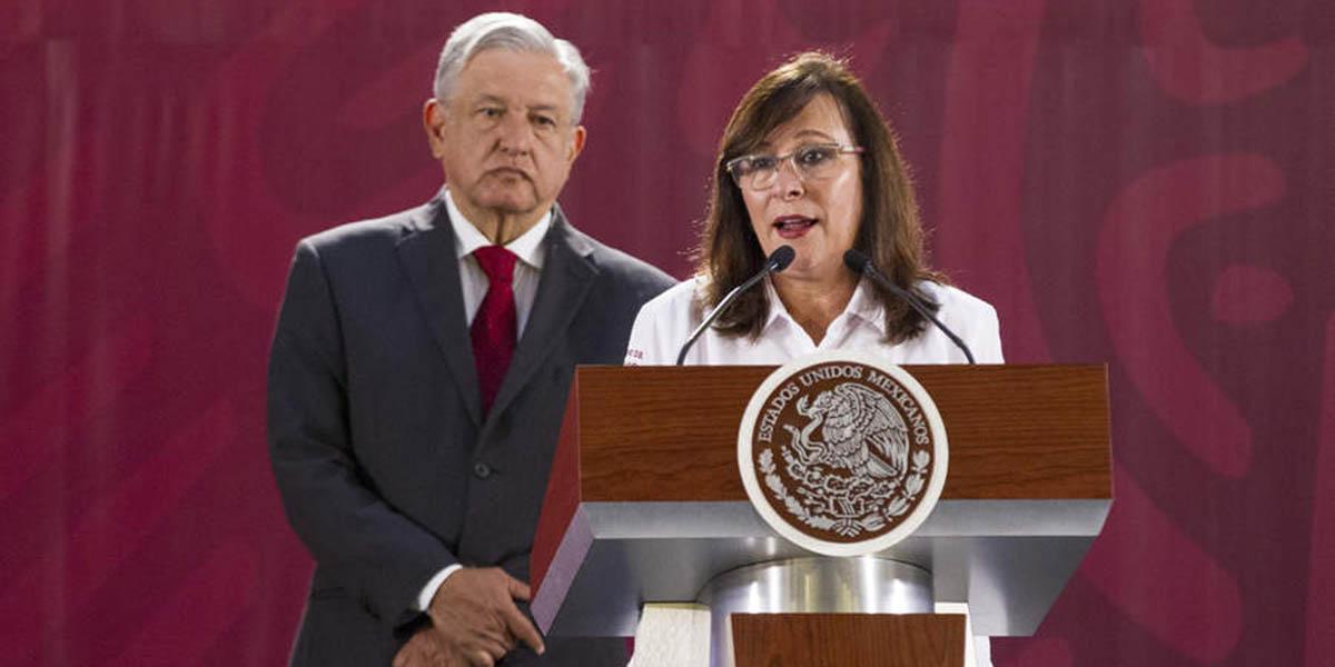 Rocío Nahle, secretaria de Energía, da positivo a Covid-19 | El Imparcial de Oaxaca