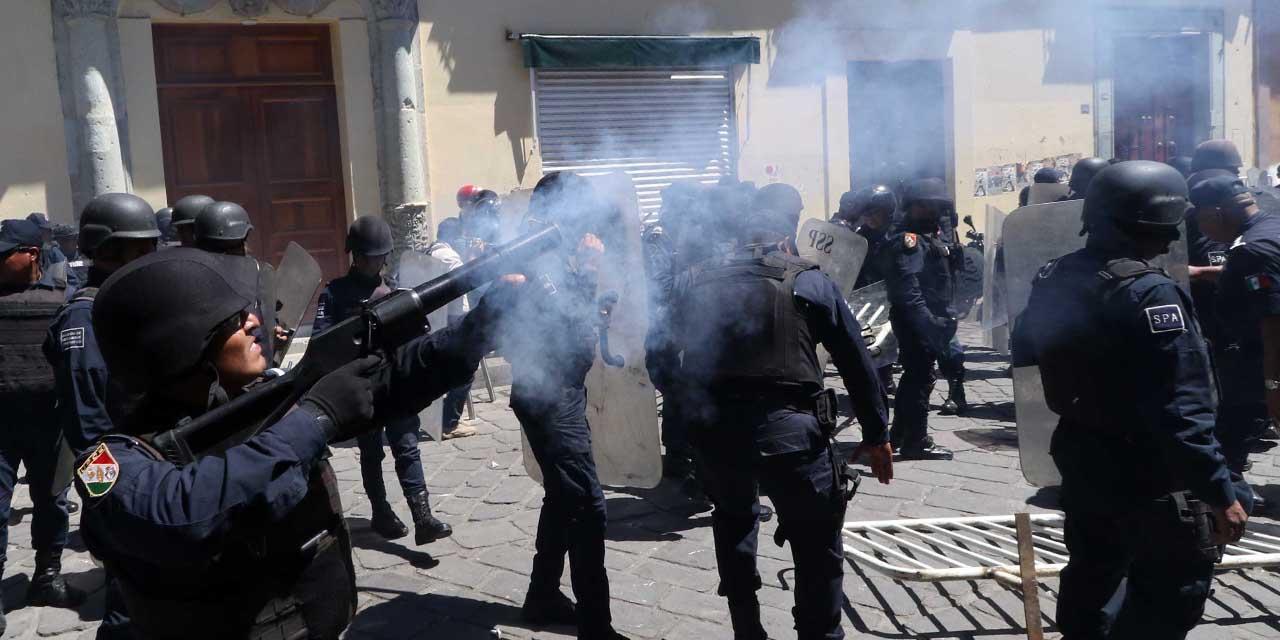 Autoridades desprecian dinero para seguridad en Oaxaca | El Imparcial de Oaxaca