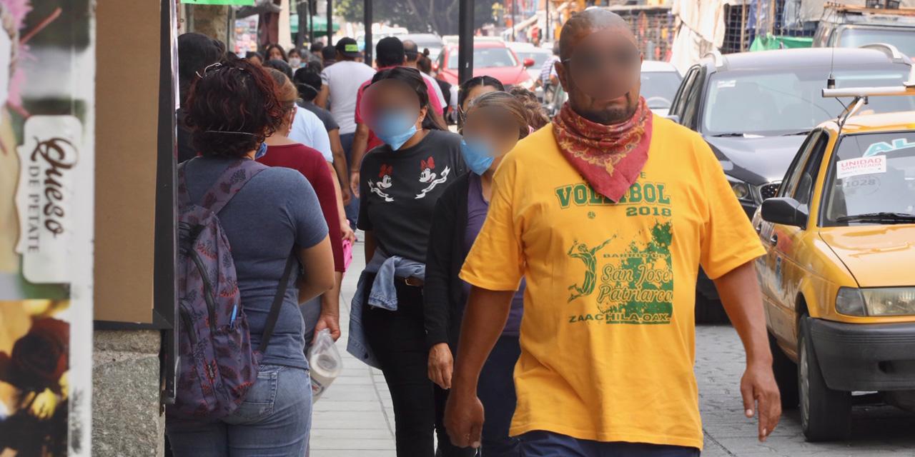 Capital oaxaqueña continúa en semáforo rojo | El Imparcial de Oaxaca