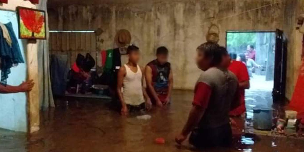 Fuertes lluvias arrasan con 87 casas en Río Grande   El Imparcial de Oaxaca