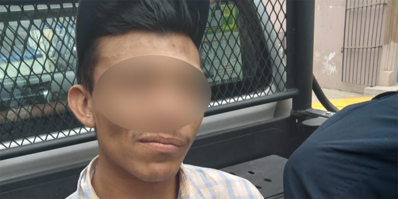 Atrapan a carteristas de la Central de Abasto   El Imparcial de Oaxaca