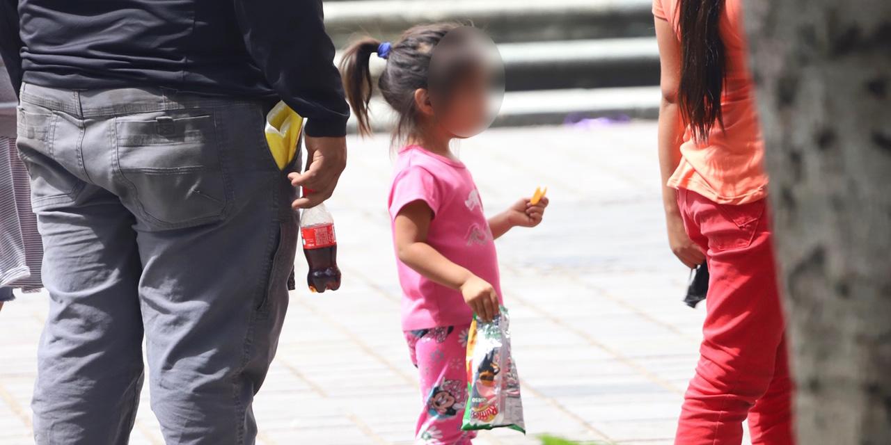 Prohíben vender comida chatarra a niños en Oaxaca   El Imparcial de Oaxaca