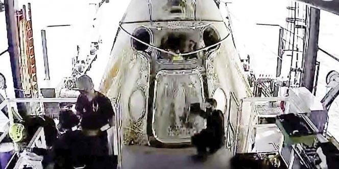 Dan la bienvenida a Space X; misión concluye con éxito | El Imparcial de Oaxaca