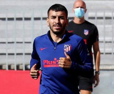Atlético revela identidad de jugadores que tienen coronavirus