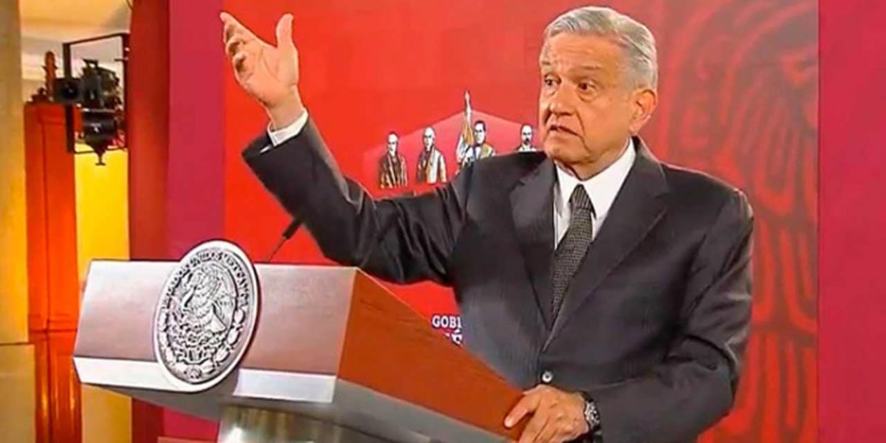 'Emilio Lozoya denunció y está obligado a probar': AMLO   El Imparcial de Oaxaca