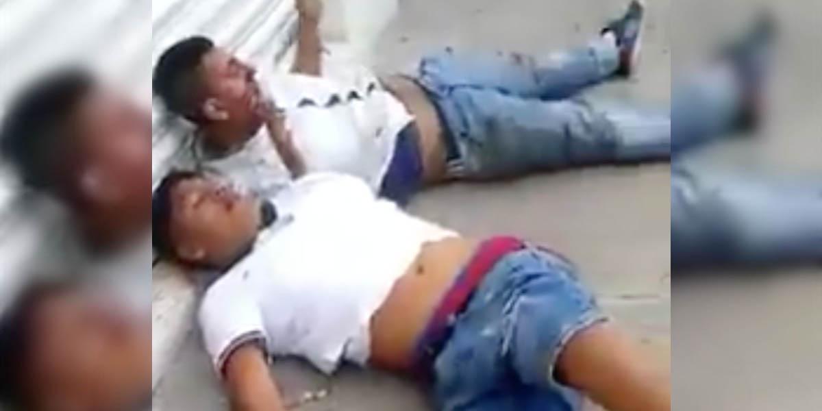 Video: Golpean a tres ladrones; policía los salva | El Imparcial de Oaxaca