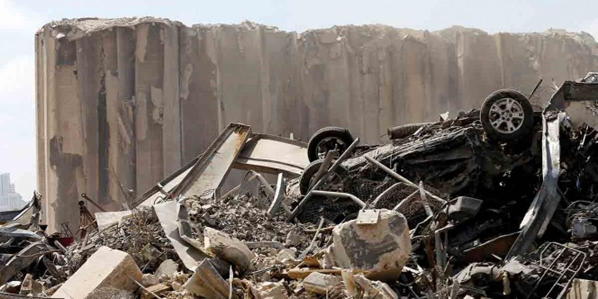 Explosión en Beirut pudo dejar residuos tóxicos, alerta la ONU   El Imparcial de Oaxaca