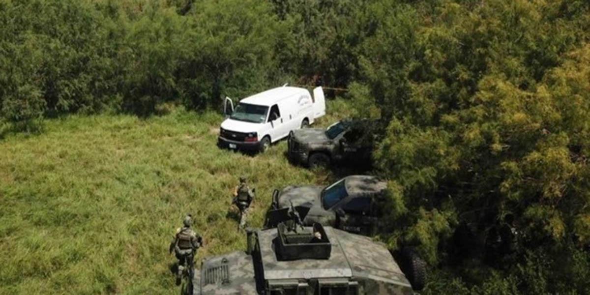 En Tamaulipas, militares repelen ataque y abaten a 9 agresores | El Imparcial de Oaxaca