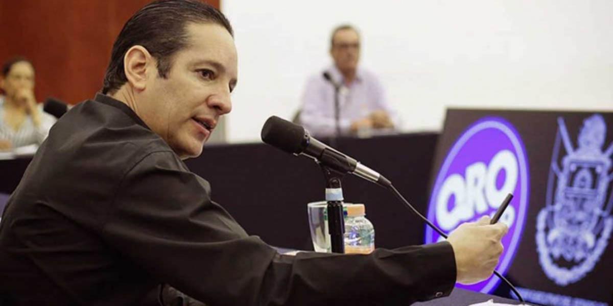 Gobernador de Querétaro rechaza haber recibido sobornos | El Imparcial de Oaxaca