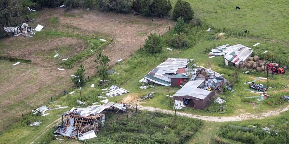 Suman 14 muertos por huracán 'Laura' en EU | El Imparcial de Oaxaca