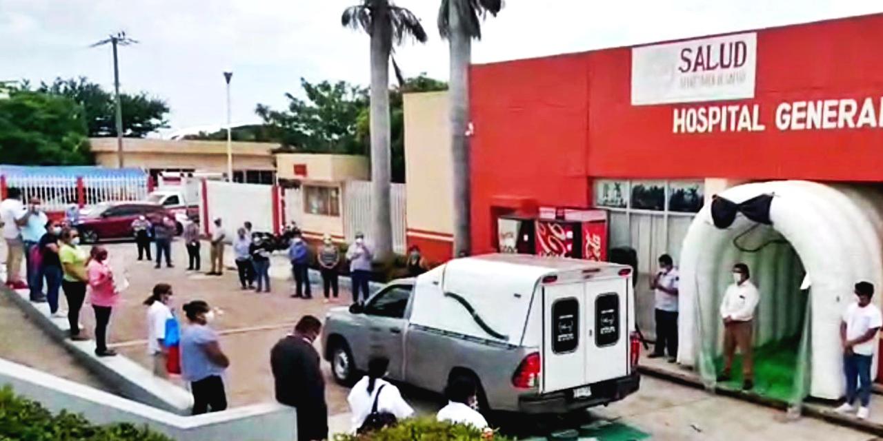 Muere trabajador del Hospital de Ixtepec por Covid-19   El Imparcial de Oaxaca
