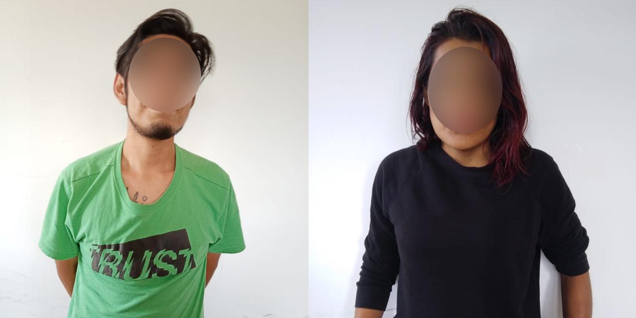 Capturan a pareja de  presuntos asaltantes en San Jacinto Amilpas | El Imparcial de Oaxaca