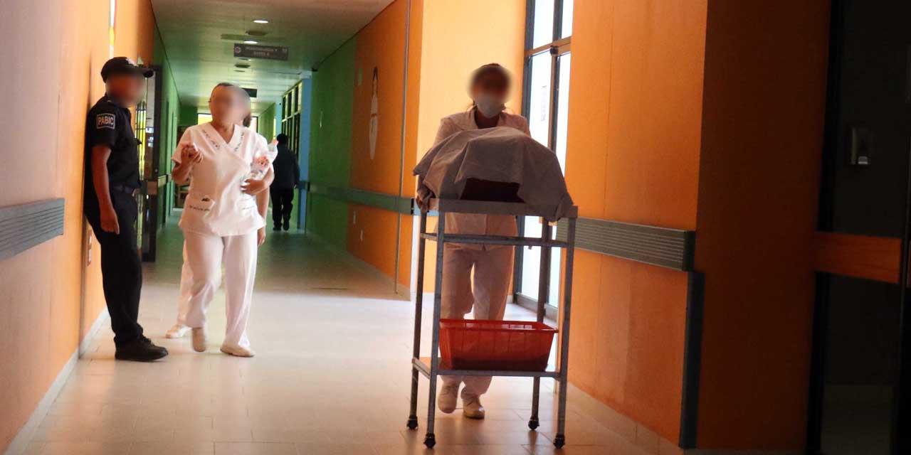 Persiste desabasto en el Hospital de la Niñez Oaxaqueña | El Imparcial de Oaxaca