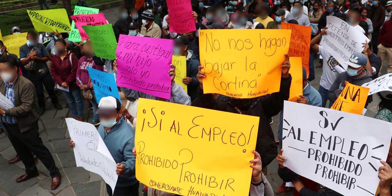 Comerciantes piden audiencia con Murat por Ley antichatarra | El Imparcial de Oaxaca