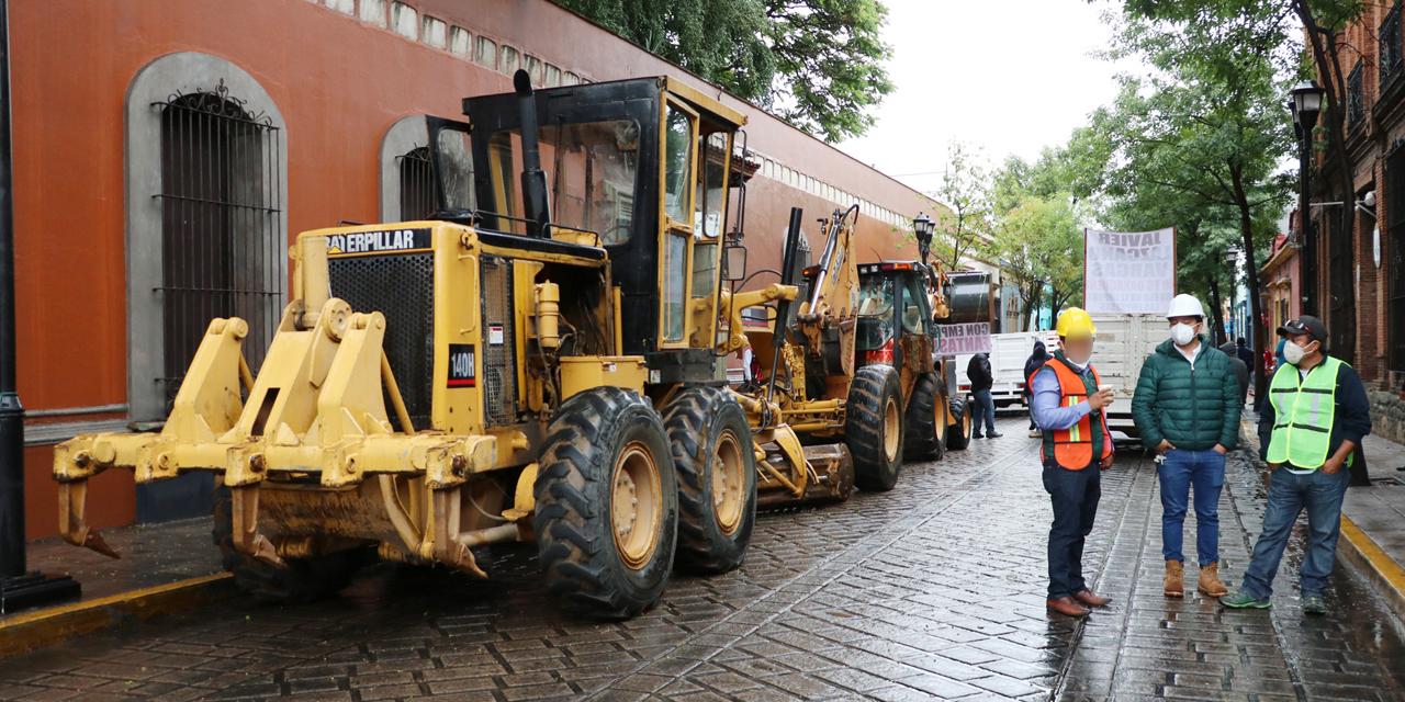 Acusan favoritismo por constructoras foráneas en Oaxaca | El Imparcial de Oaxaca