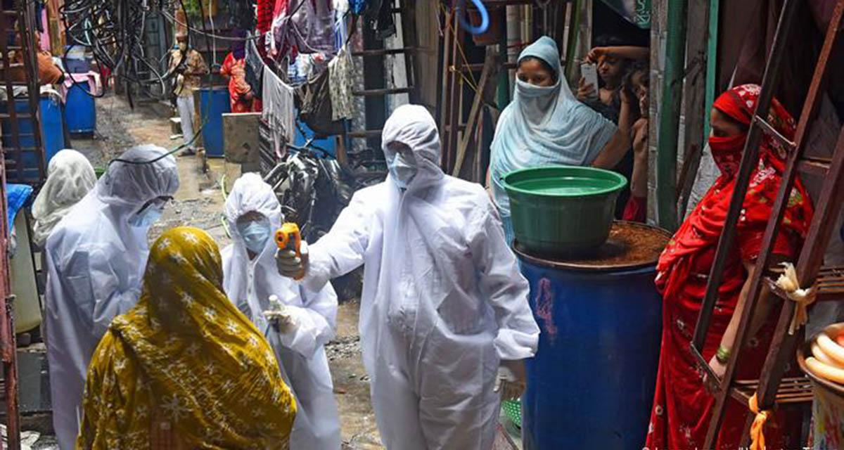 India reporta más de 78 mil nuevos contagios en un solo día | El Imparcial de Oaxaca