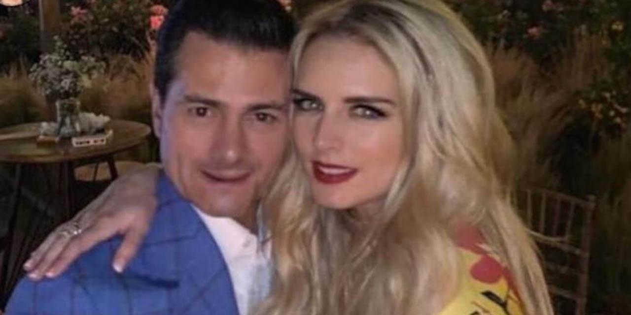Confirman ruptura de Tania Ruiz y Enrique Peña Nieto | El Imparcial de Oaxaca