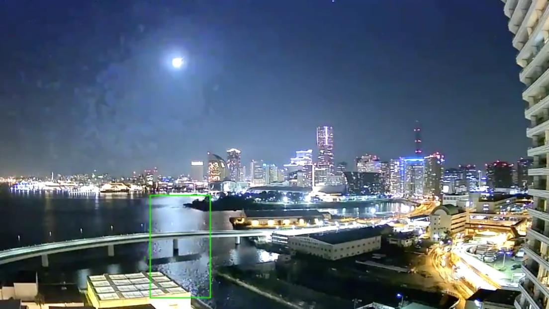 Video: Meteorito ilumina el cielo de Tokio | El Imparcial de Oaxaca