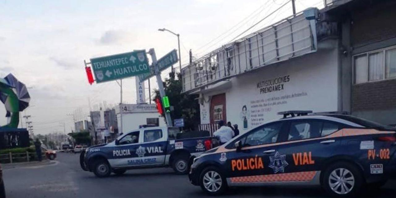 Semáforos obsoletos en Salina Cruz, un peligro latente | El Imparcial de Oaxaca