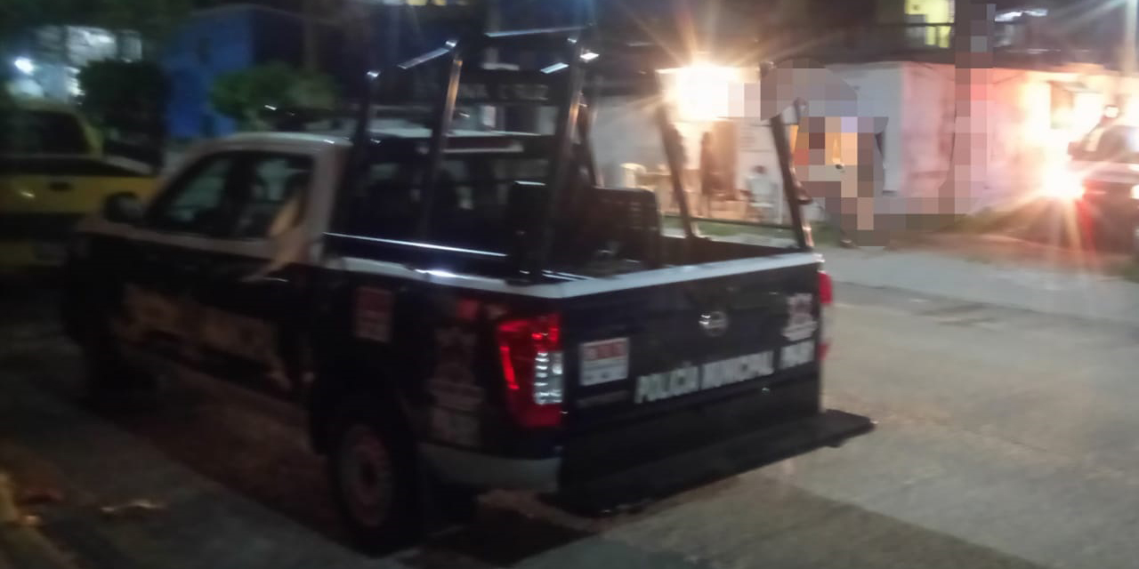 Mujer choca en Salina Cruz y huye del lugar | El Imparcial de Oaxaca