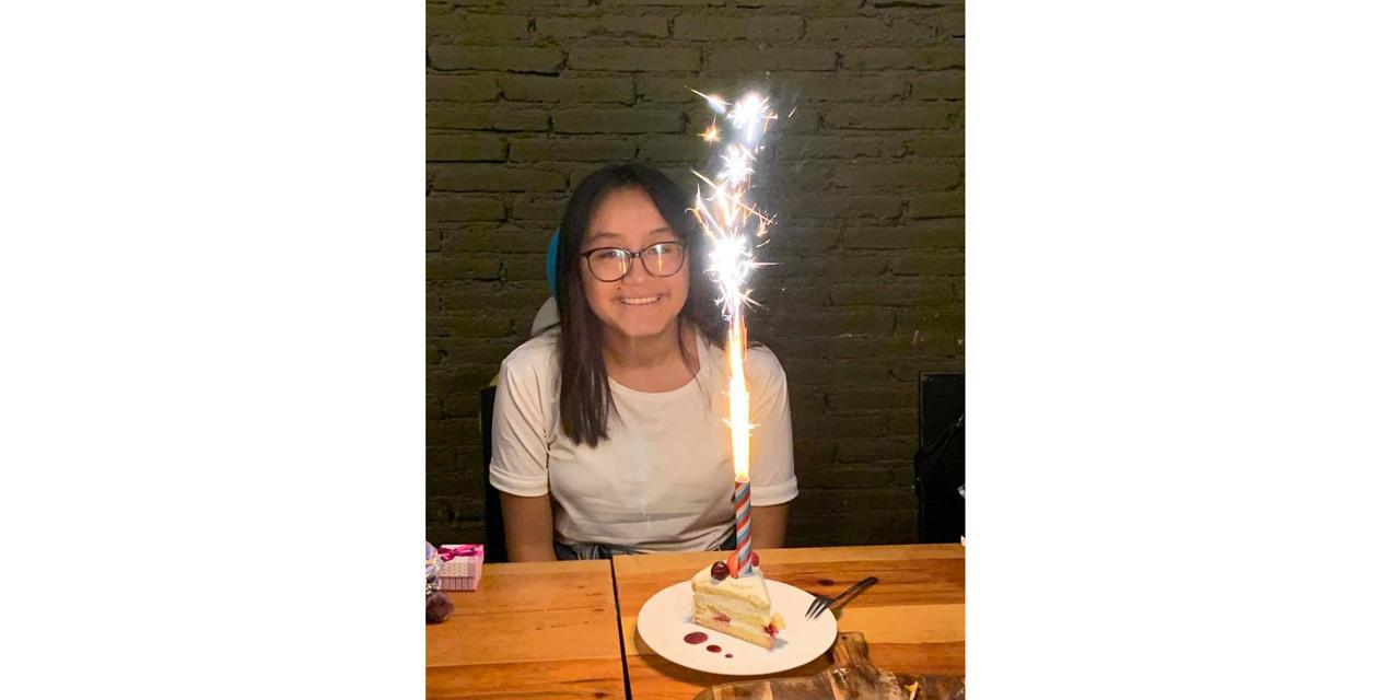 ¡Feliz cumple, Andrea! | El Imparcial de Oaxaca