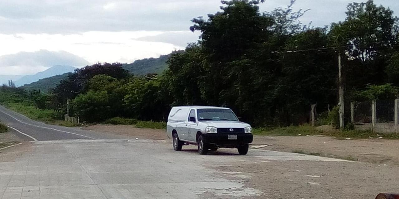Filtro sanitario impide paso de carroza en Reforma de Pineda | El Imparcial de Oaxaca