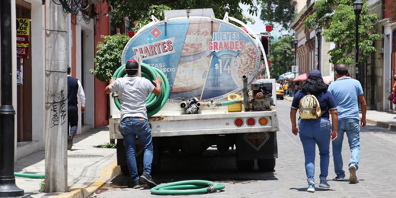 Empresas acaparan agua en Oaxaca | El Imparcial de Oaxaca