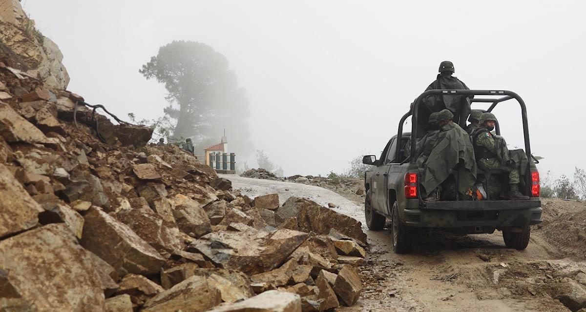 Destruyen lluvias fuertes caminos en 50 municipios de Oaxaca   El Imparcial de Oaxaca