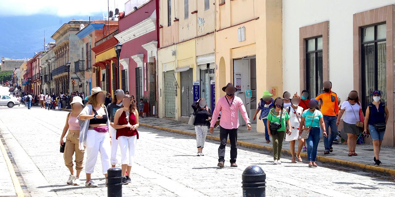 Contagios de Covid-19 al alza en Oaxaca   El Imparcial de Oaxaca