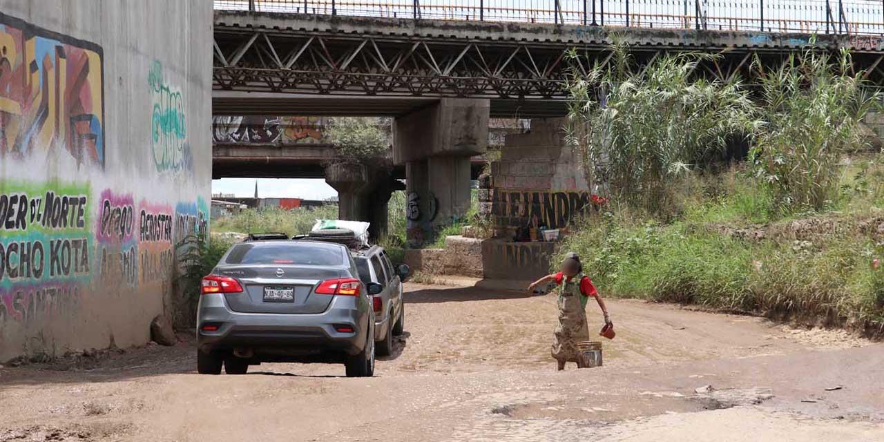 Lluvias en Oaxaca exhiben el abandono de puentes | El Imparcial de Oaxaca