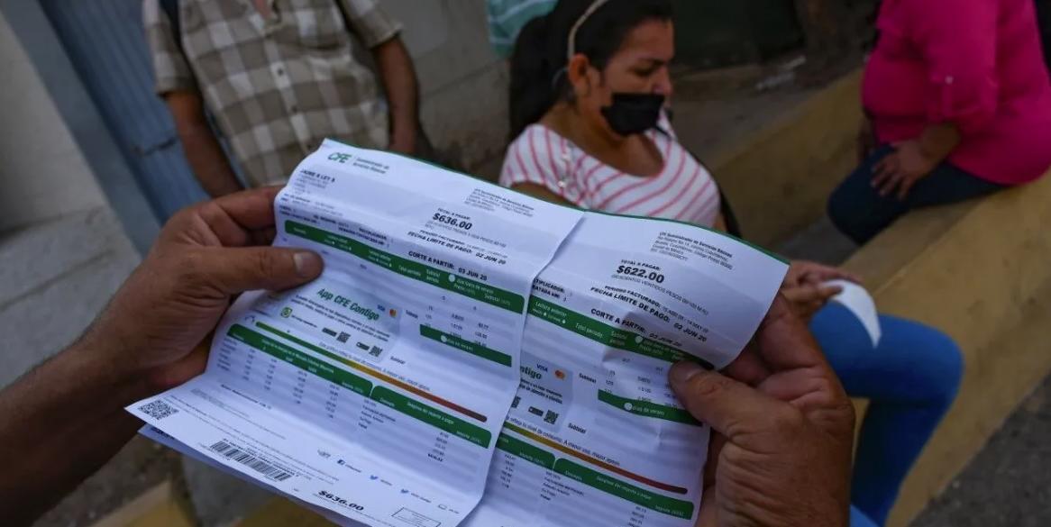Insta CFE a presentar quejas | El Imparcial de Oaxaca