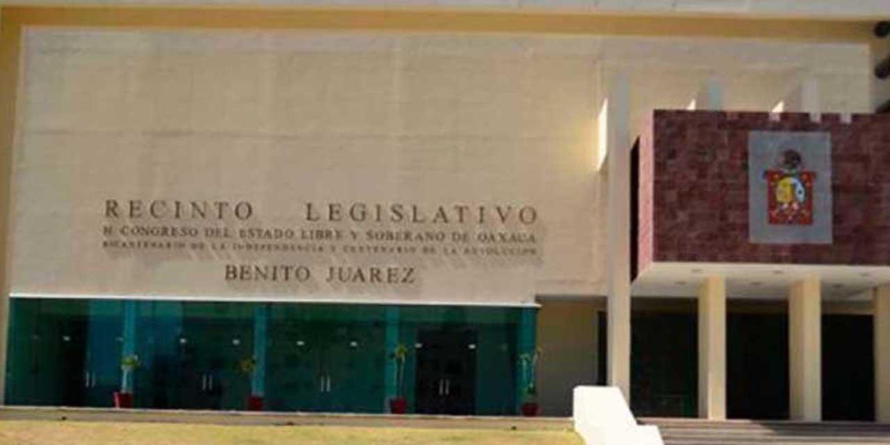 Legisladores de Oaxaca pedirían comparecencia de titulares de Sinfra y Finanzas   El Imparcial de Oaxaca