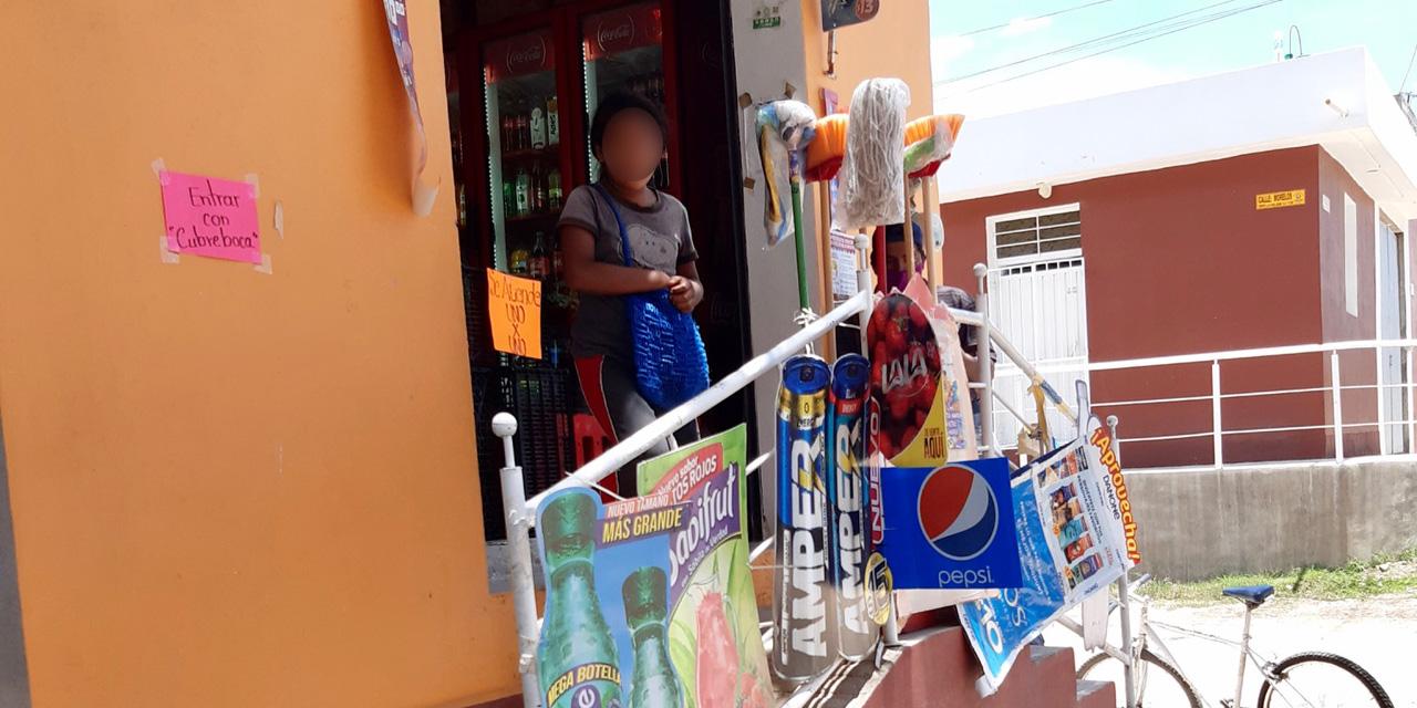 Nueva ley de comida chatarra afectará a pequeños comercios | El Imparcial de Oaxaca