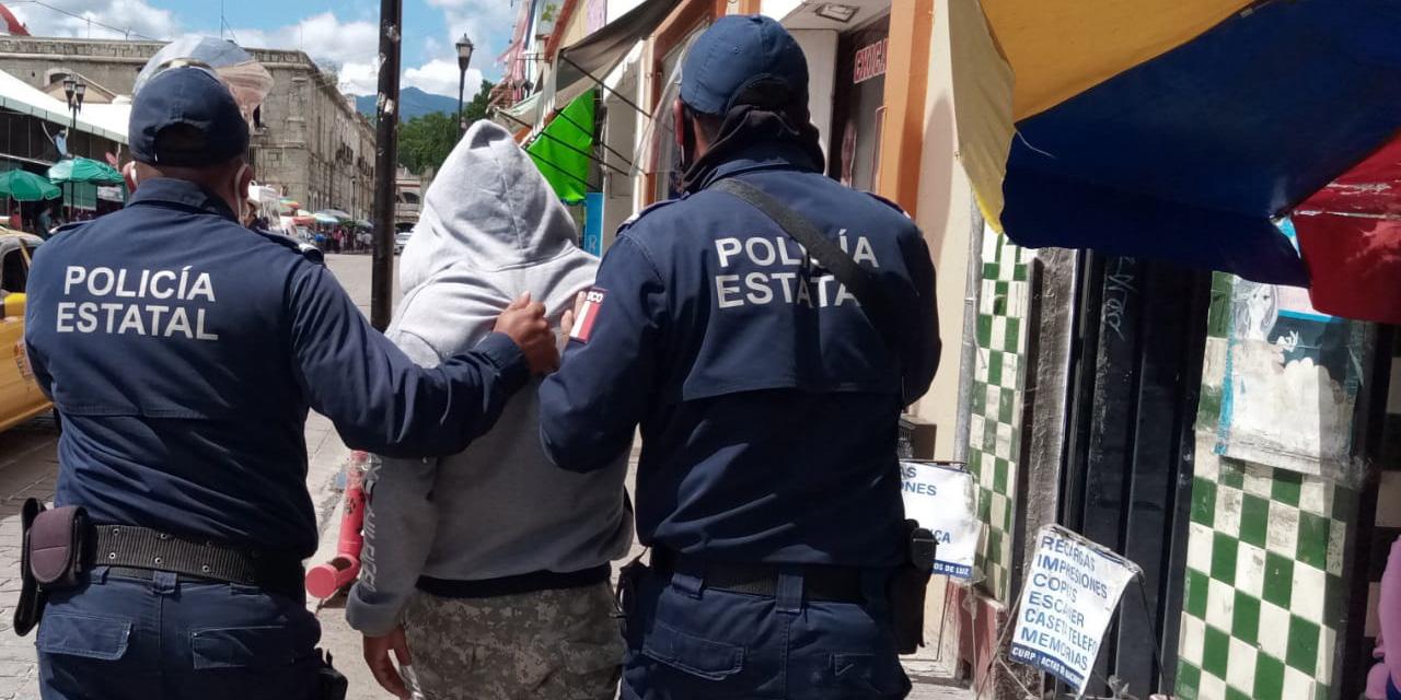 Detienen a un sujeto por acoso callejero en Oaxaca | El Imparcial de Oaxaca