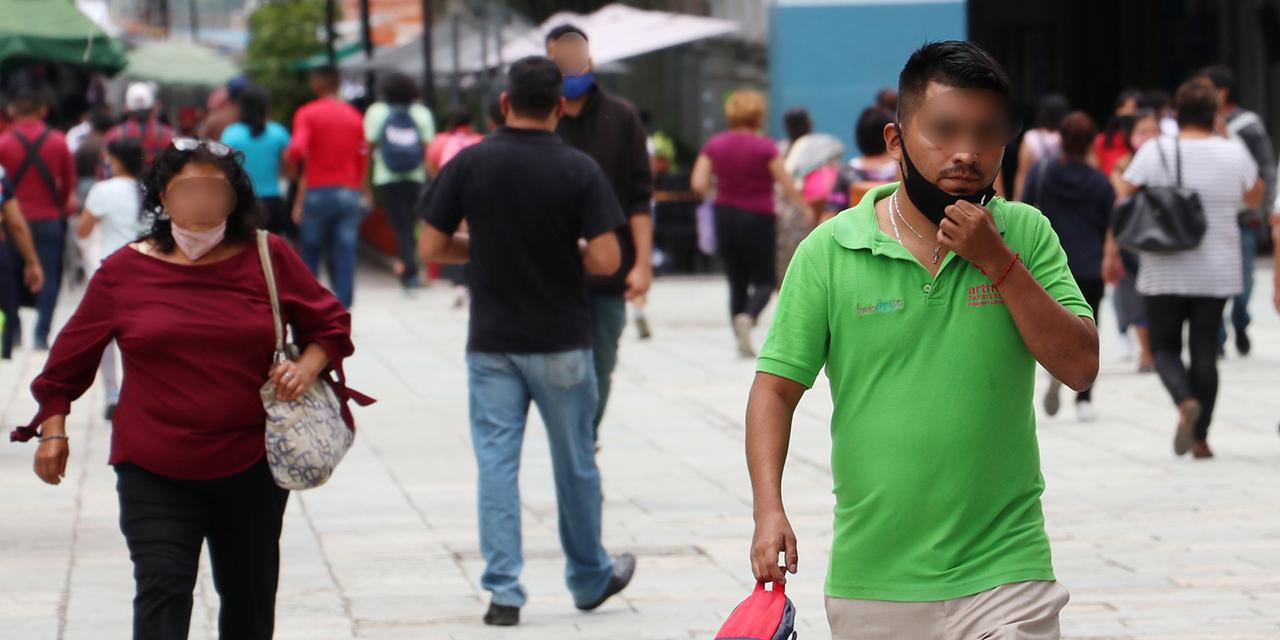 Uso de cubrebocas aumenta en Oaxaca | El Imparcial de Oaxaca