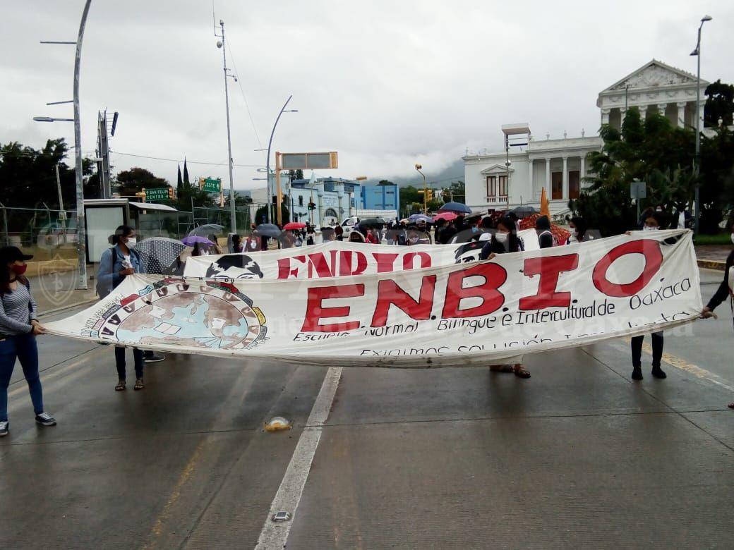 Estudiantes de la ENBIO piden suspensión de examen de admisión | El Imparcial de Oaxaca