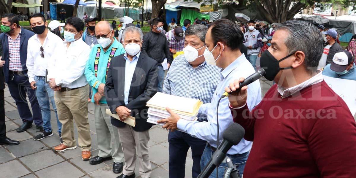 Protestan contra prohibición de productos no saludables a menores de edad   El Imparcial de Oaxaca