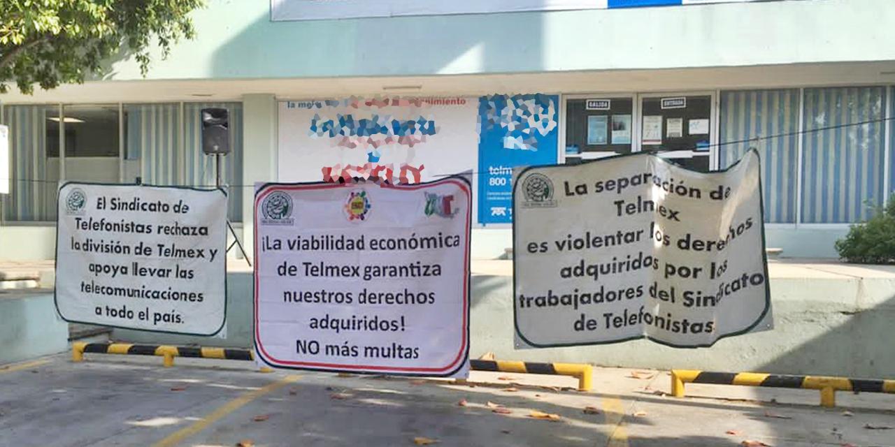 Sindicato de Telefonistas entra en paro de labores en el Istmo | El Imparcial de Oaxaca