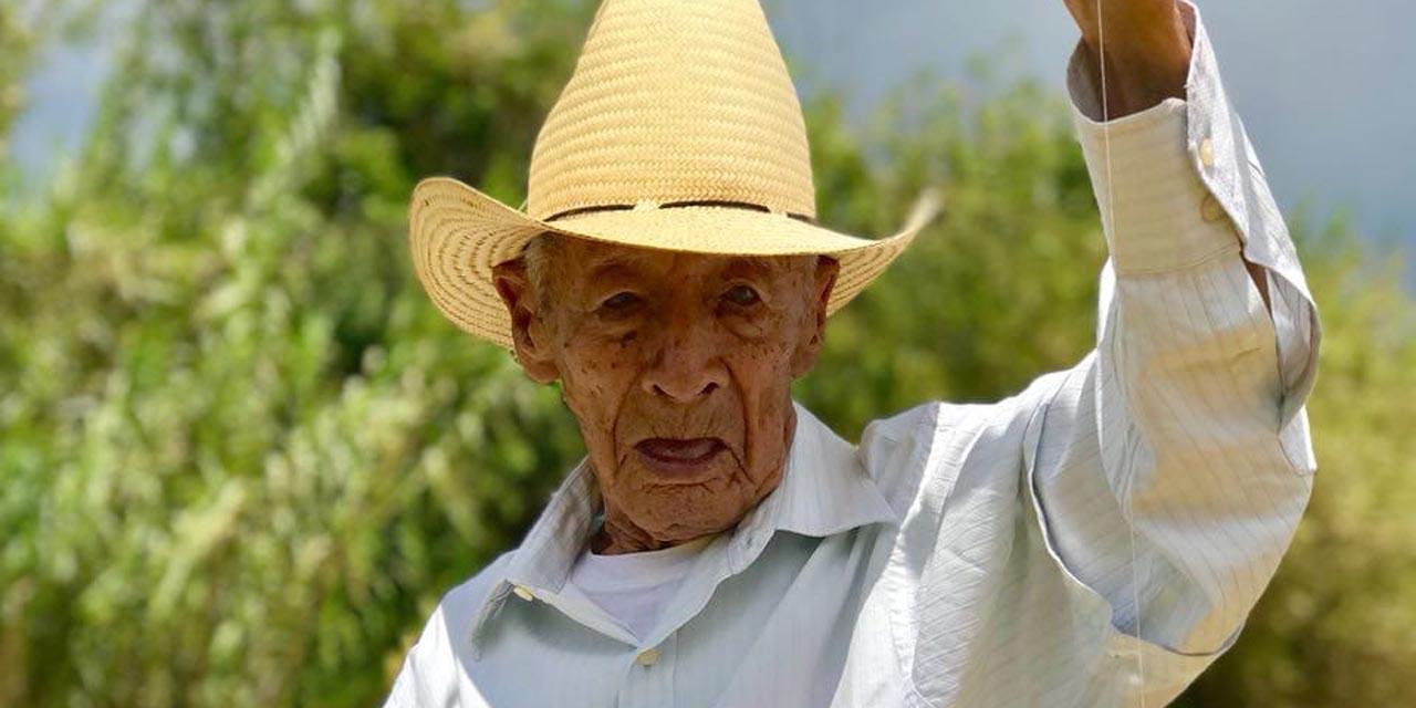 Alfonso llega a sus 100 años