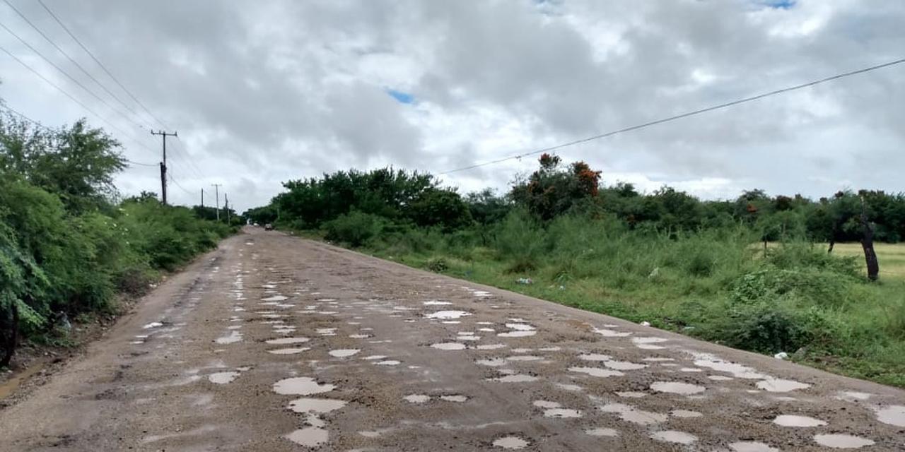 Taxistas de Juchitán anuncian bloqueos por vías en mal estado | El Imparcial de Oaxaca